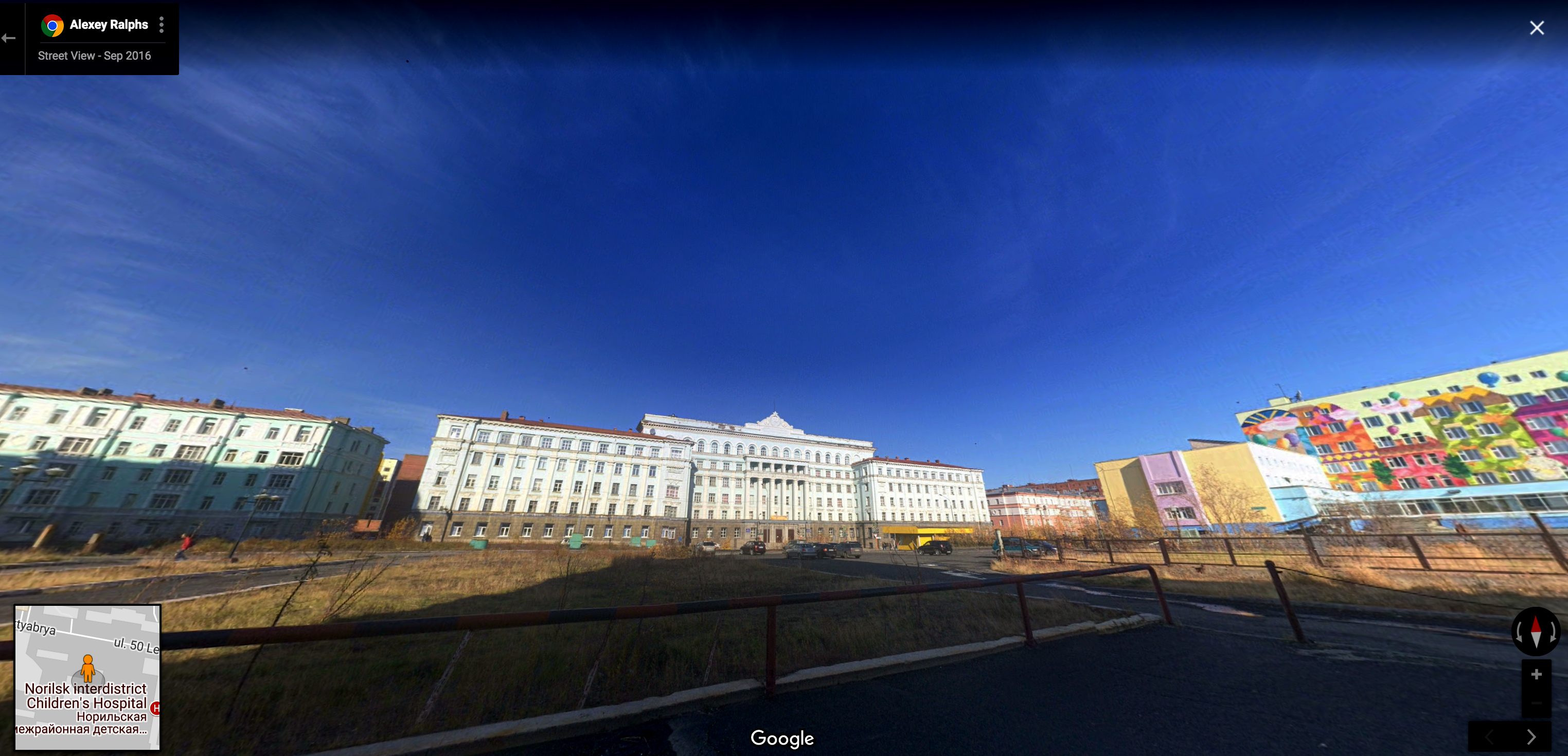Norilsk Industrial Institute Rachael Barbash Photographer Artist